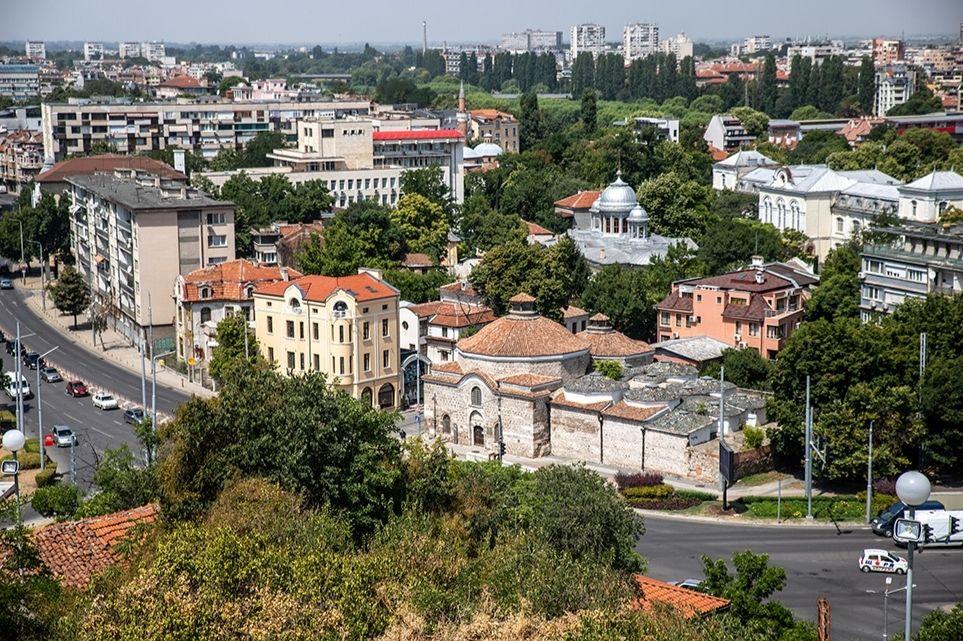 Nebet Hill Plovdiv