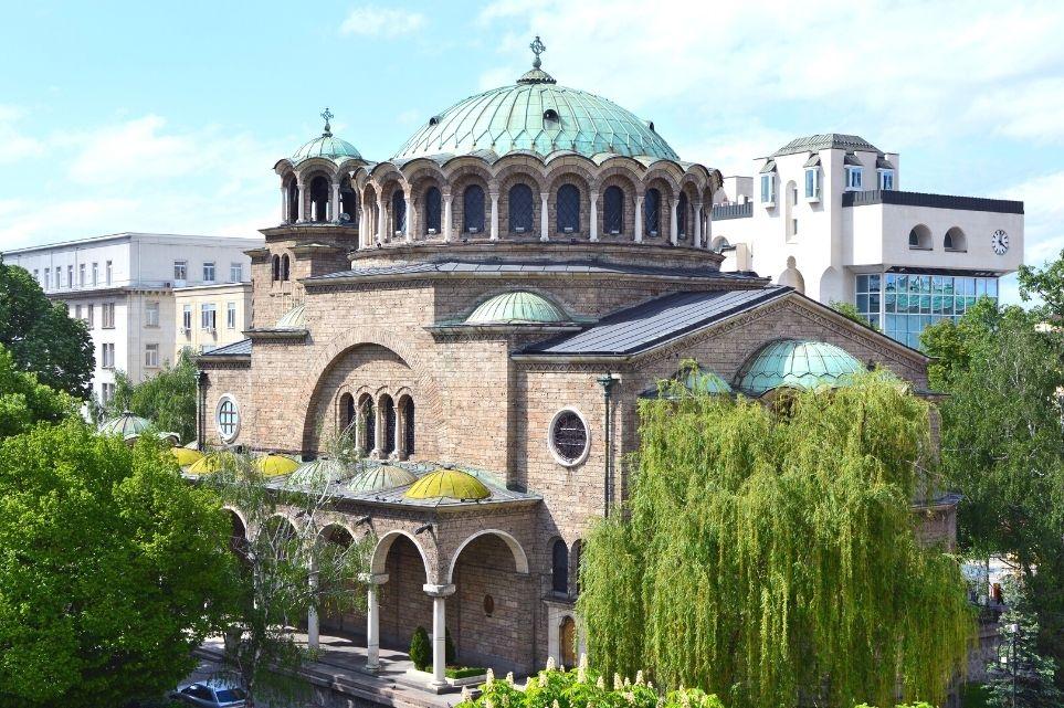 St, Nedelya Church