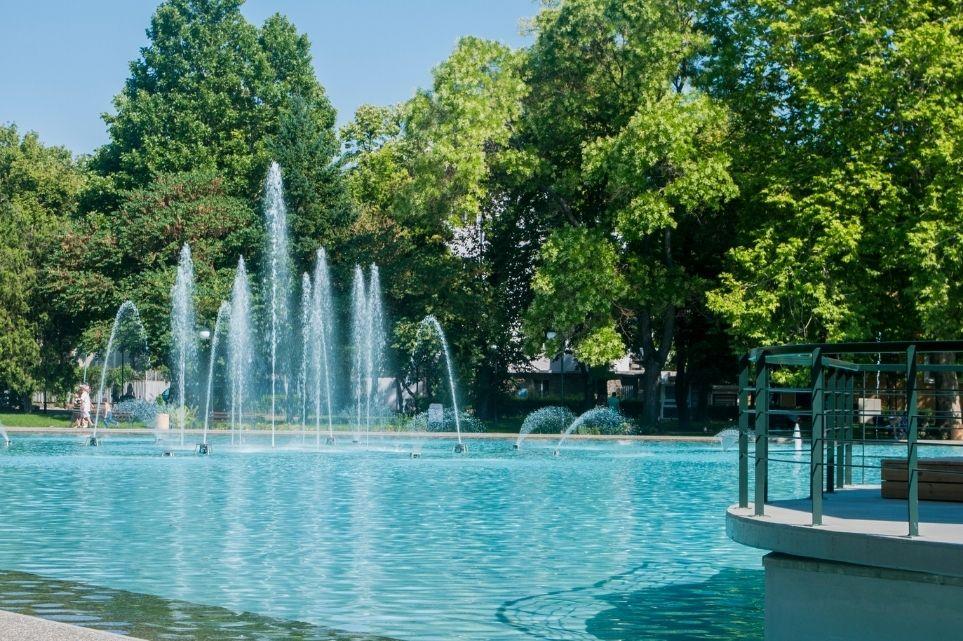 Tsar Simeon Garden