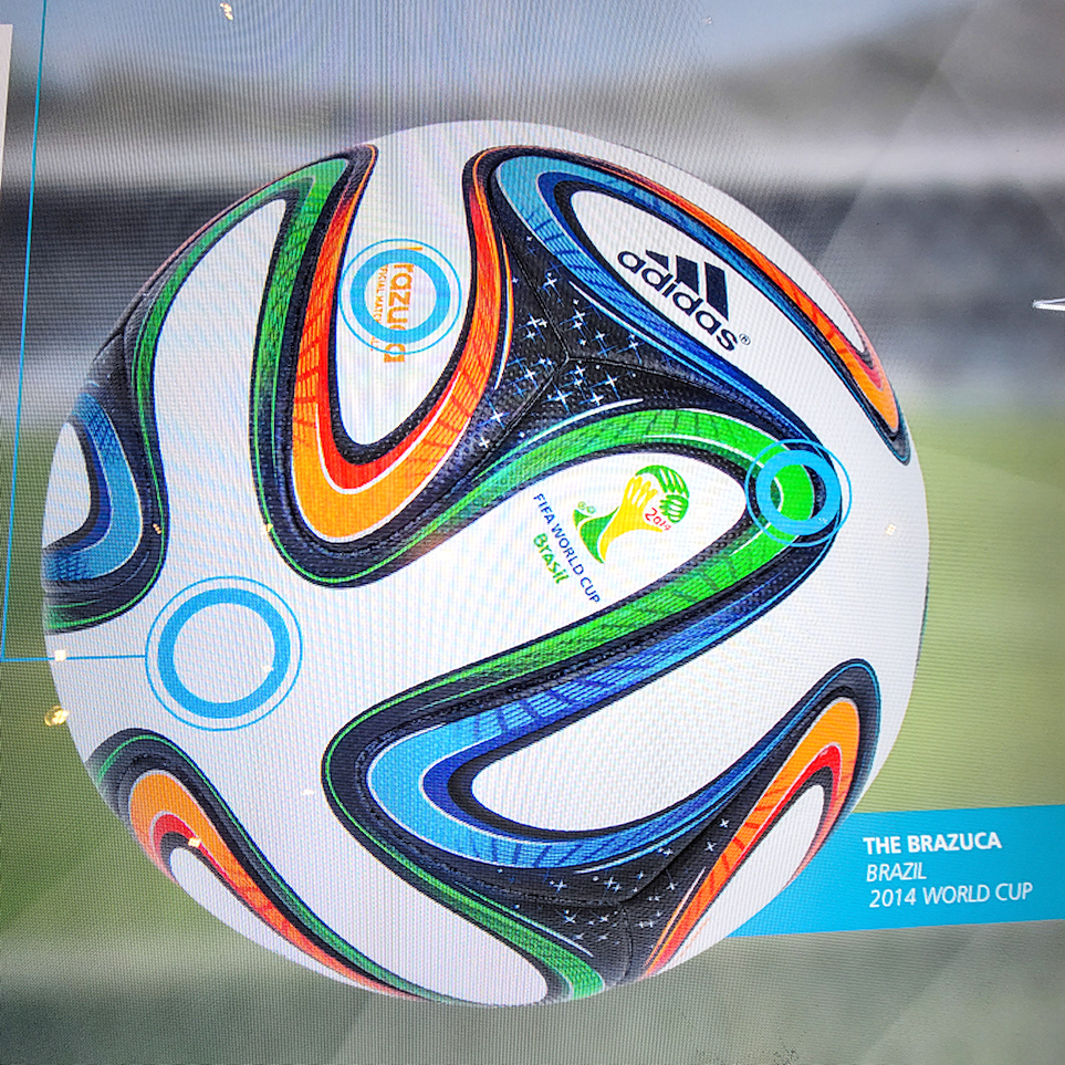 FIFA Museum ball