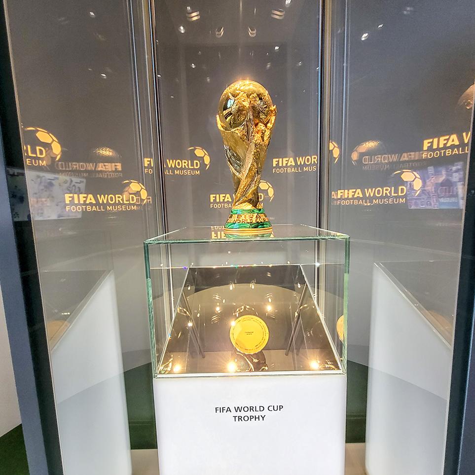 FIFA Museum Trophy