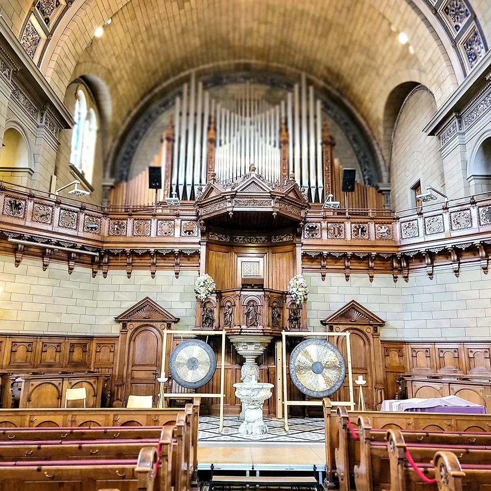 Enge Church2