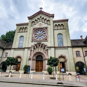 Roman Catholic church of St. Mary