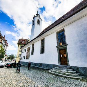 St Peter's Church Lucerne