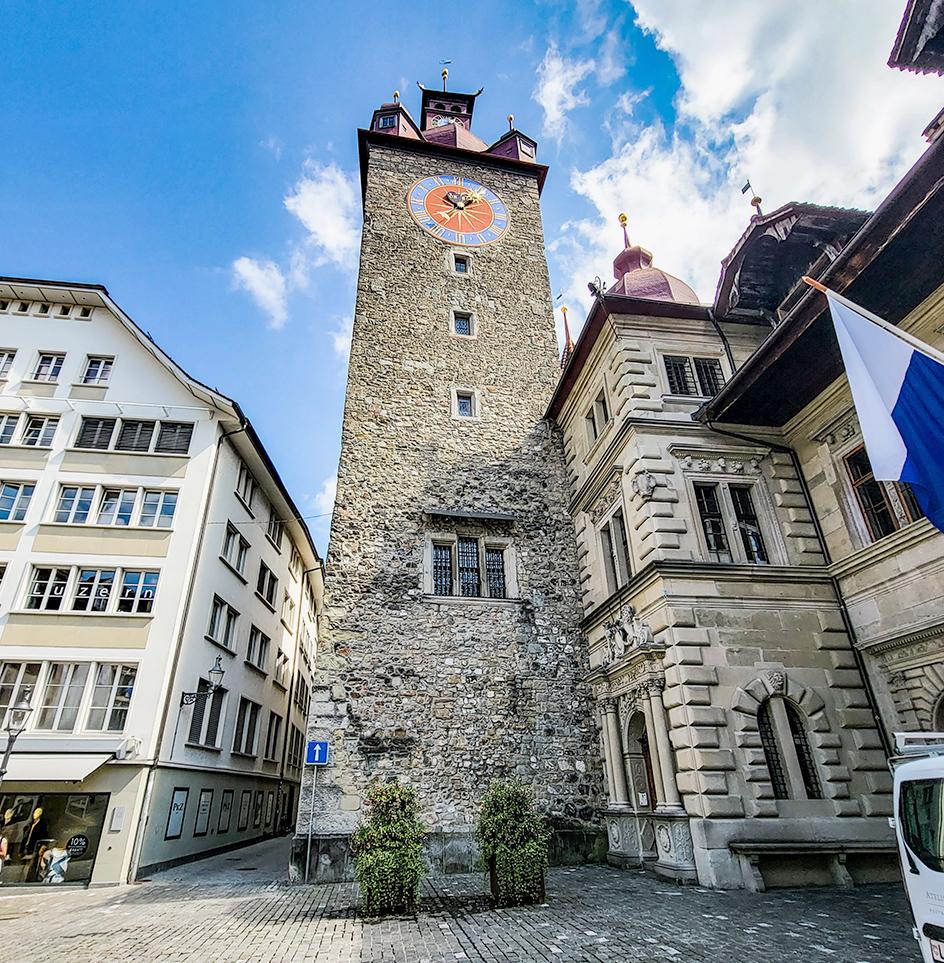 Clock Tower Rathaus