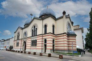Synagogue of Basel